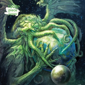 Adult Jigsaw Eddie Sharam: Cthulhu Rising