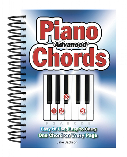 Cover image: Advanced Piano Chords