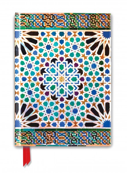 Cover image: Alhambra Palace (Foiled Journal)