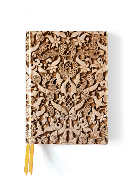 Cover image: Alhambra Stone Relief (Foiled Journal)