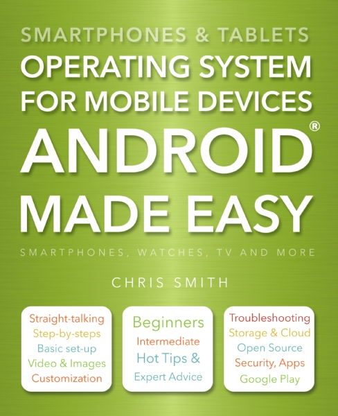 Cover image: Android Made Easy