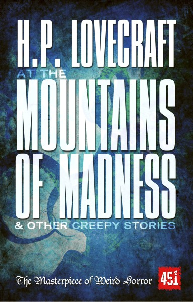 Cover image: At The Mountains of Madness