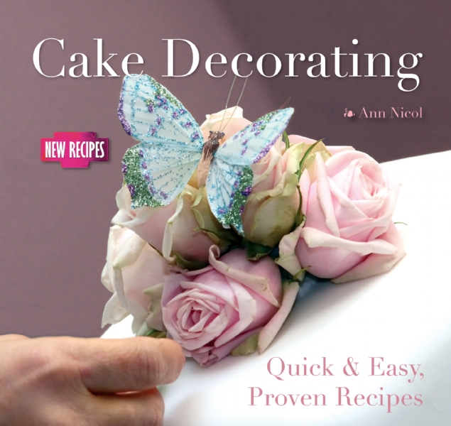 Cover image: Cake Decorating
