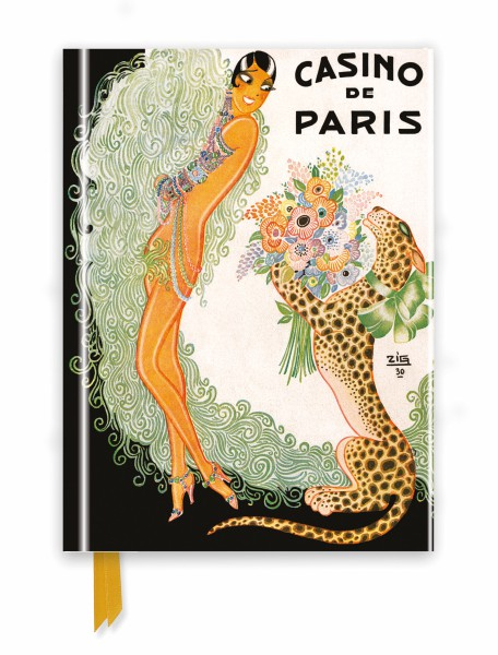 Cover image: Casino de Paris (Foiled Journal)