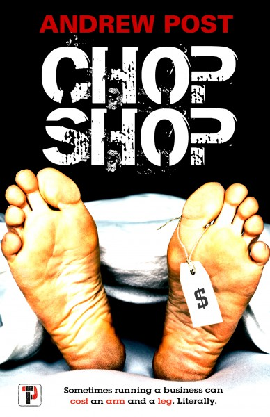 Cover image: Chop Shop