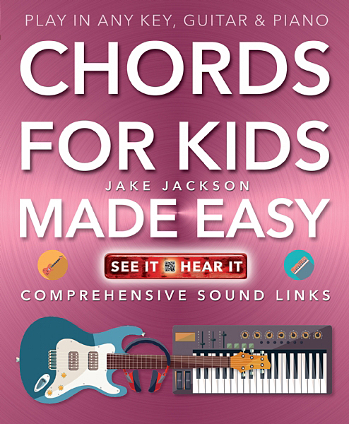 Cover image: Chords for Kids Made Easy