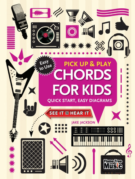 Cover image: Chords for Kids (Pick Up and Play)