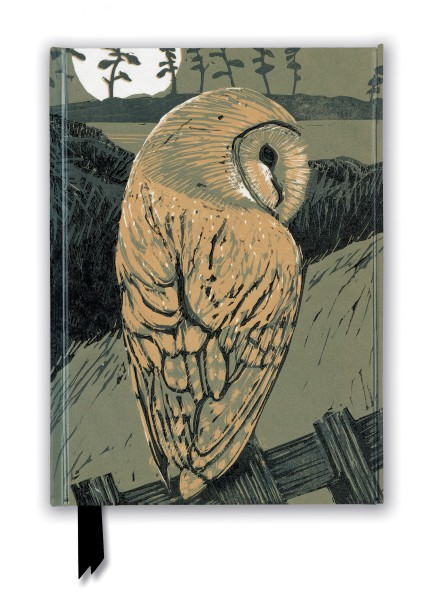 Cover image: Chris Pendleton: Barn Owl (Foiled Journal)
