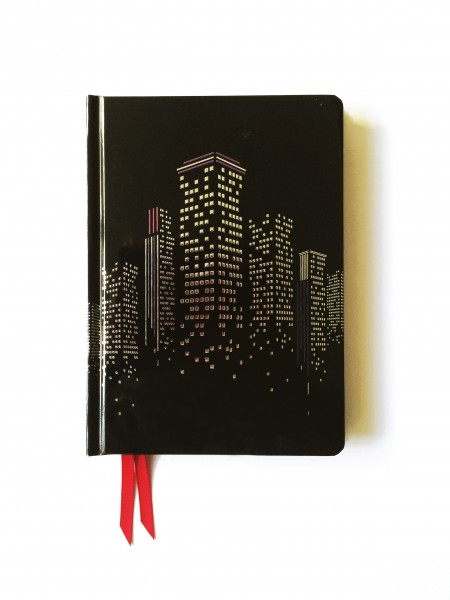 Cover image: Cityscape (Contemporary Foiled Journal)