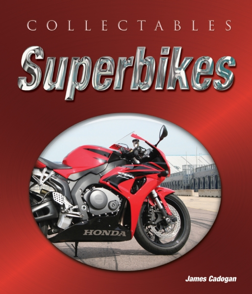 Cover image: Collectables: Superbikes