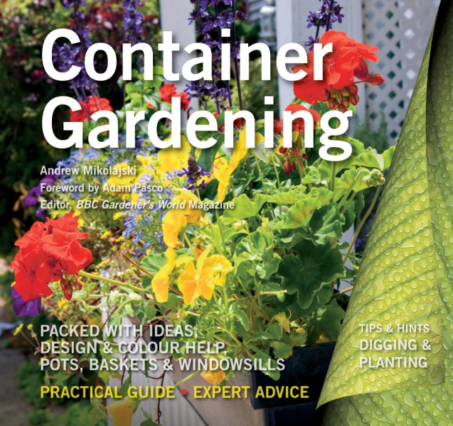 Cover image: Container Gardening
