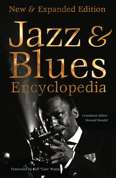 Cover image: Definitive Jazz & Blues Encyclopedia