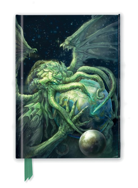 Cover image: Eddie Sharam: Cthulhu Rising (Foiled Journal)