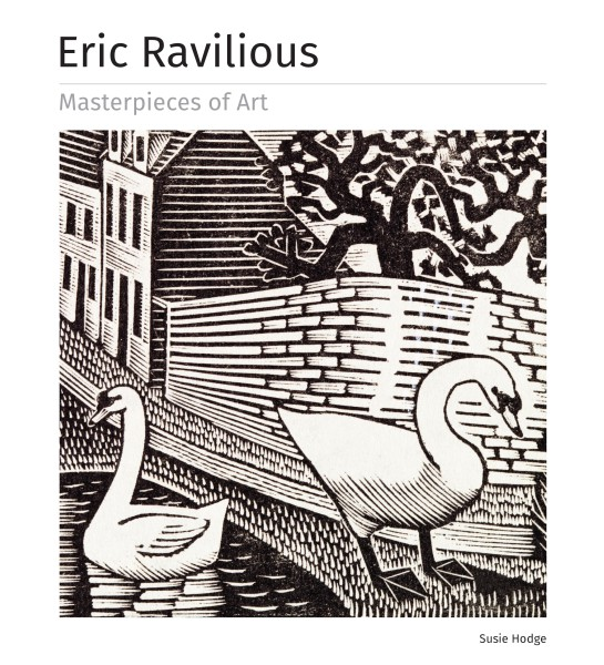 Cover image: Eric Ravilious Masterpieces of Art