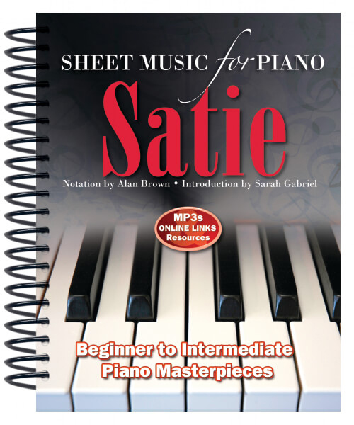 Cover image: Erik Satie: Sheet Music for Piano