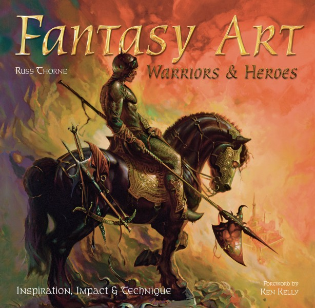 Cover image: Fantasy Art: Warriors and Heroes