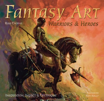 Fantasy Art: Warriors and Heroes (eBook)