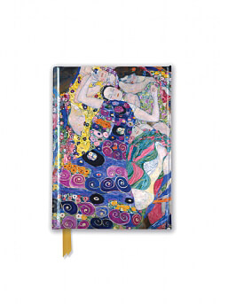 Gustav Klimt: The Virgin (Foiled Pocket Journal)