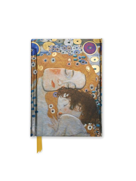 Cover image: Gustav Klimt: Three Ages of Woman (Foiled Pocket Journal)
