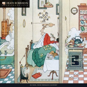 Heath Robinson Wall Calendar 2020 (Art Calendar)