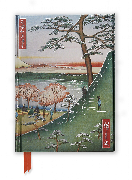 Cover image: Hiroshige: Meguro (Foiled Journal)