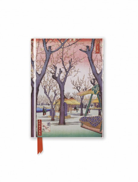 Cover image: Hiroshige: Plum Garden (Foiled Pocket Journal)