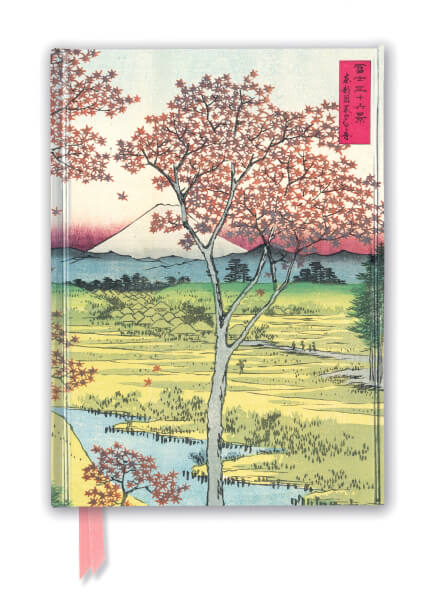 Cover image: Hiroshige: Twilight Hill (Foiled Journal)