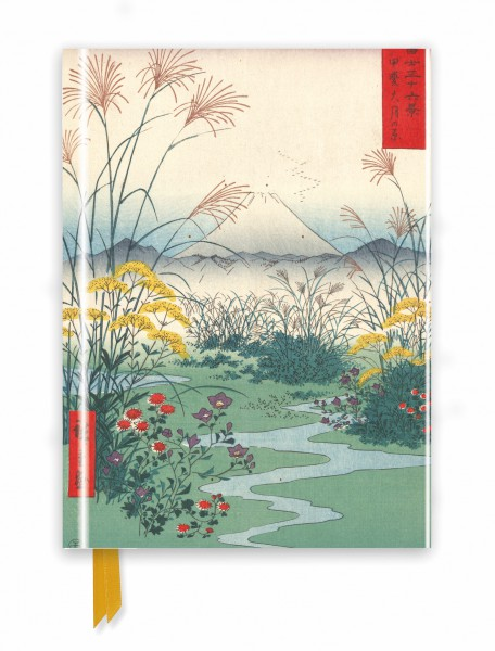 Cover image: Hiroshige: from series 36 (Foiled Journal)