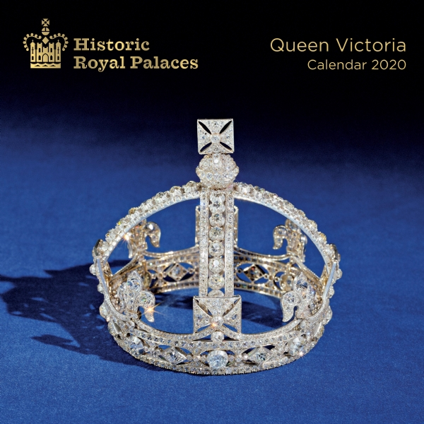 Cover image: Historic Royal Palaces – Queen Victoria Wall Calendar 2020 (Art Calendar)