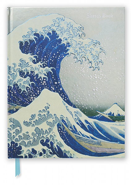 Cover image: Hokusai: The Great Wave (Blank Sketch Book)