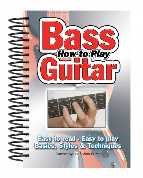 Cover image: How To Play Bass Guitar