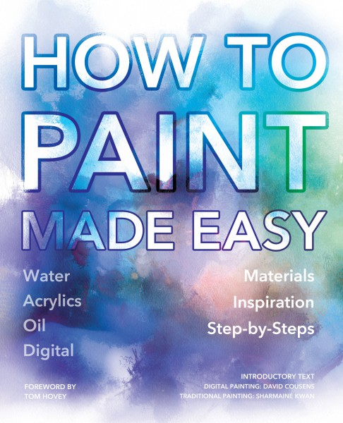 Cover image: How to Paint Made Easy
