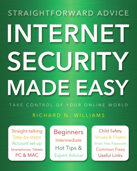 Cover image: Internet Security Made Easy