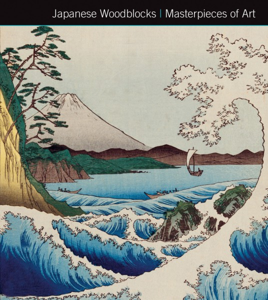 Cover image: Japanese Woodblocks Masterpieces of Art