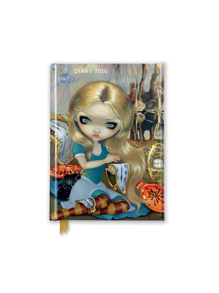 Cover image: Jasmine Becket-Griffith – Alice in a Dali Dream Pocket Diary 2020