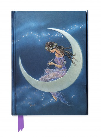 Jean & Ron Henry: Moon Maiden (Foiled Journal)