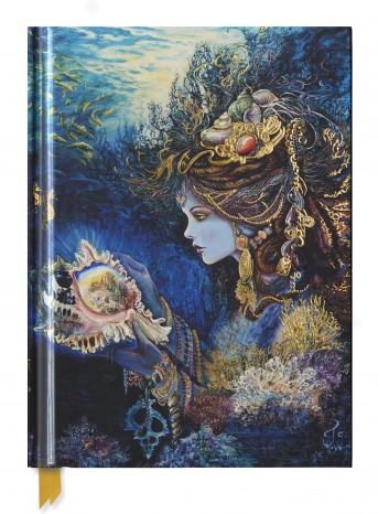Josephine Wall: Daughter of the Deep (Blank Sketch Book)