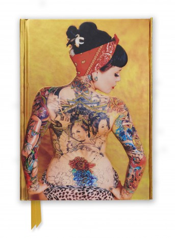 Justice Howard: Tattoo Art (Foiled Journal)