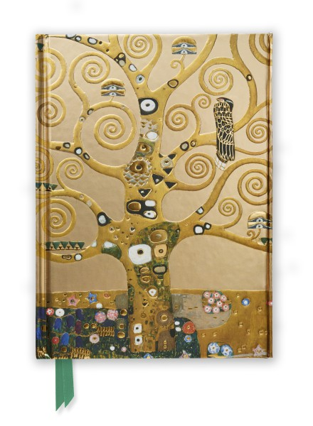 Cover image: Klimt: Tree of Life (Foiled Journal)