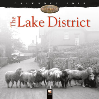 Lake District Heritage Wall Calendar 2019 (Art Calendar)