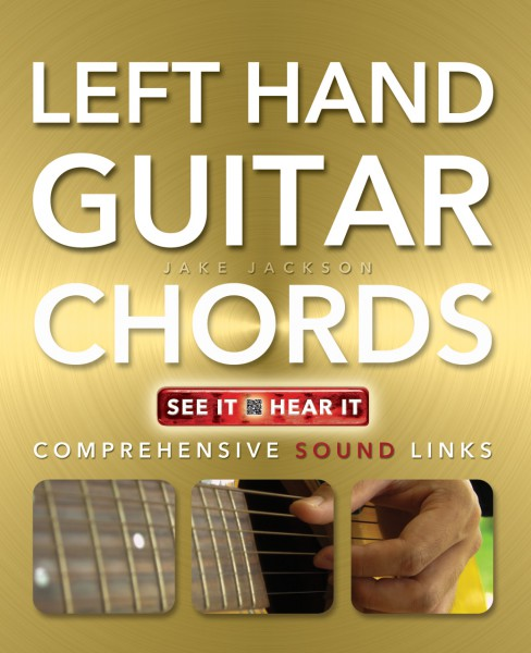 Cover image: Left Hand Guitar Chords Made Easy