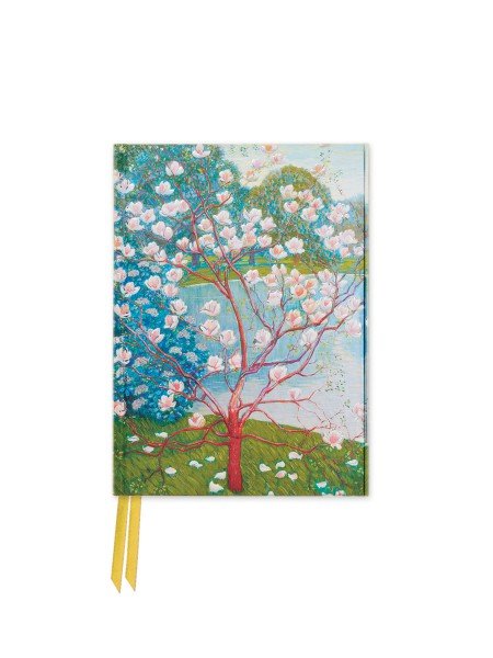 Cover image: List: Magnolia Trees (Foiled Pocket Journal)