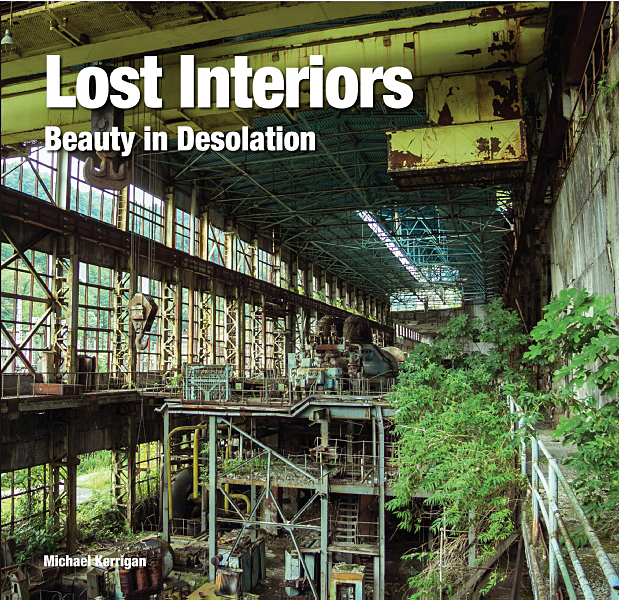 Cover image: Lost Interiors