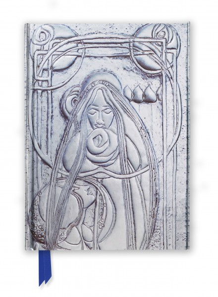 Cover image: Margaret Macdonald Mackintosh: The Dew (Foiled Journal)