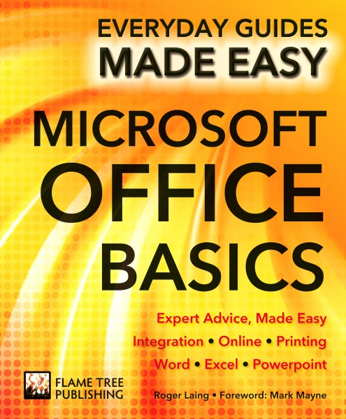 Cover image: Microsoft Office Basics