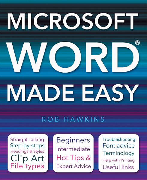 Cover image: Microsoft Word Made Easy