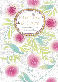 Mindfulness & Calm (Colouring Book)