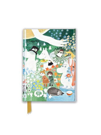 Moomin: Dangerous Journey (Foiled Pocket Journal)