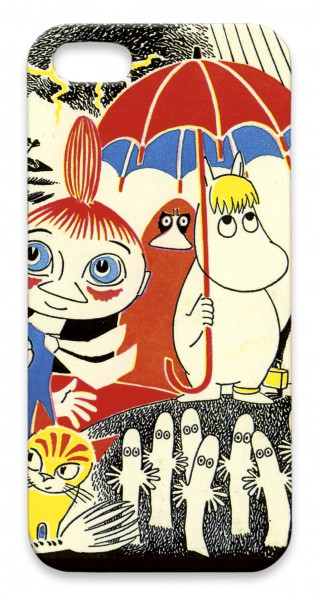 Moomin iPhone 6 and 6S Case (Comic Book Cover Number One)