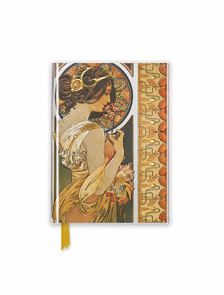 Cover image: Mucha: Cowslip (Foiled Pocket Journal)